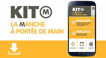Application KitM - La manche à portée de main