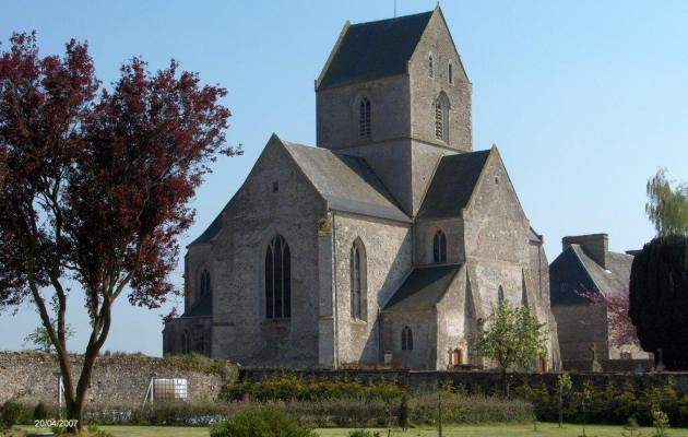 Eglise de Saint-Fromond